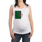 Algeria.jpg Maternity Tank Top