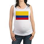Colombia.jpg Maternity Tank Top