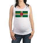 Dominica.jpg Maternity Tank Top