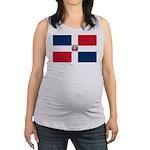 Dominican Republic.jpg Maternity Tank Top