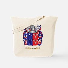 Egbert Coat of Arms Tote Bag
