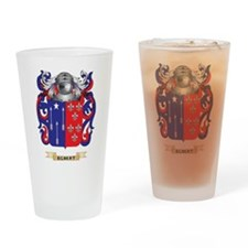 Egbert Coat of Arms Drinking Glass