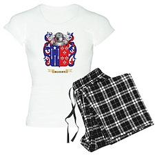 Egbert Coat of Arms Pajamas