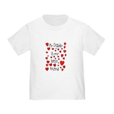 My Daddy is my best friend T-Shirt