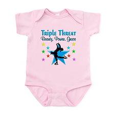 FIGURE SKATER Infant Bodysuit