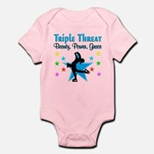 FIGURE SKATER Infant Bodysuit