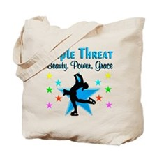 FIGURE SKATER Tote Bag