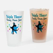FIGURE SKATER Drinking Glass