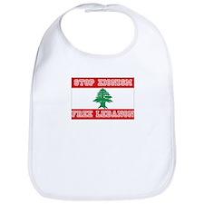Free Lebanon Bib