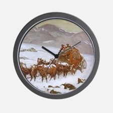 Why the Mail Was Late Wall Clock