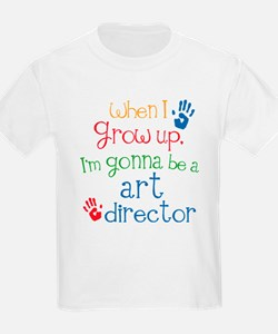 Future Art Director T-Shirt