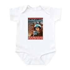 Kofi Annan Coffee Annan Infant Bodysuit