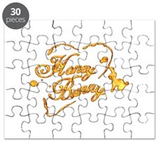 Honey Bunny Puzzle