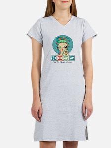 Keep It Simple Sugar Women's Nightshirt