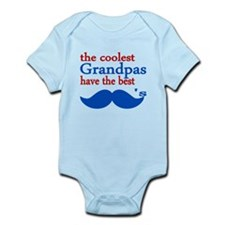 The Coolest Grandpas Body Suit