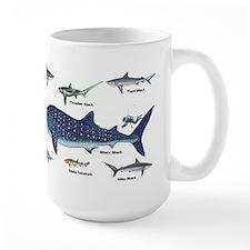 Shark Types Mug