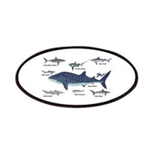 Shark Types Patches