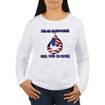 Ruach HaKodesh! Women's Long Sleeve T-Shirt