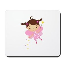 Little Fairy 4 Mousepad