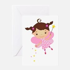 Little Fairy 4 Greeting Card