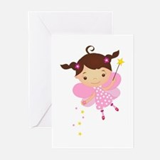 Little Fairy 4 Greeting Cards (Pk of 20)