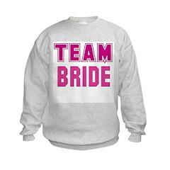 Team Bride Sweatshirt