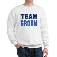 Team Groom Sweatshirt