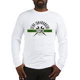 Ironworker Long Sleeve T Shirts