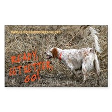 Get Setter! Rectangle Decal