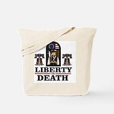 Funny Revolutionary war uniforms Tote Bag