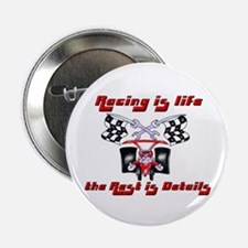 Racing is Life Drag Racing De Button