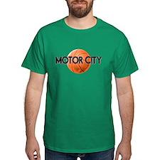 Motor City Basketball T-Shirt