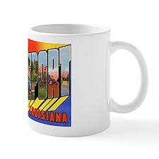 Shreveport Louisiana Greetings Mug