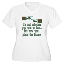 Funny Win or Lose T-Shirt