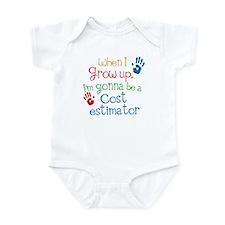 Future Cost Estimator Infant Bodysuit