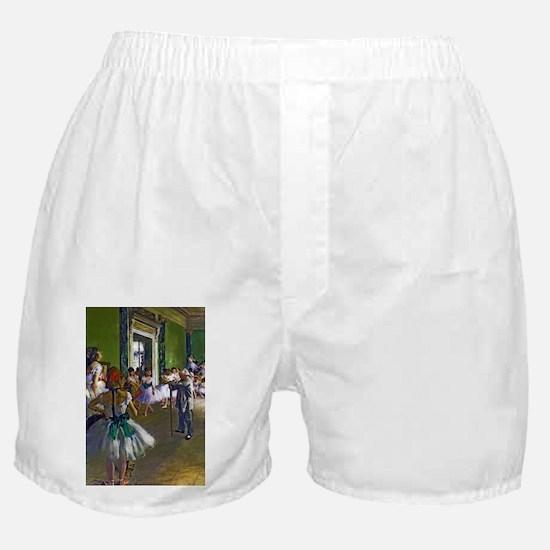 Degas - The Ballet Class Boxer Shorts