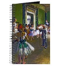Degas - The Ballet Class Journal