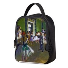 Degas - The Ballet Class Neoprene Lunch Bag