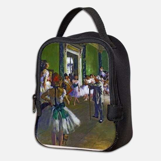 Degas - The Ballet Class Neoprene Lunch Bag