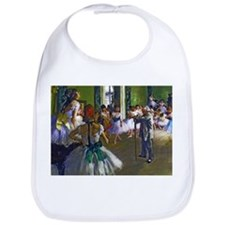 Degas - The Ballet Class Bib