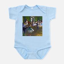 Degas - The Ballet Class Infant Bodysuit