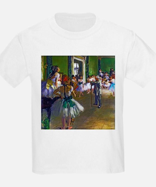 Degas - The Ballet Class T-Shirt