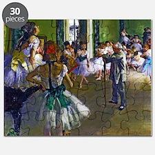 Degas - The Ballet Class Puzzle