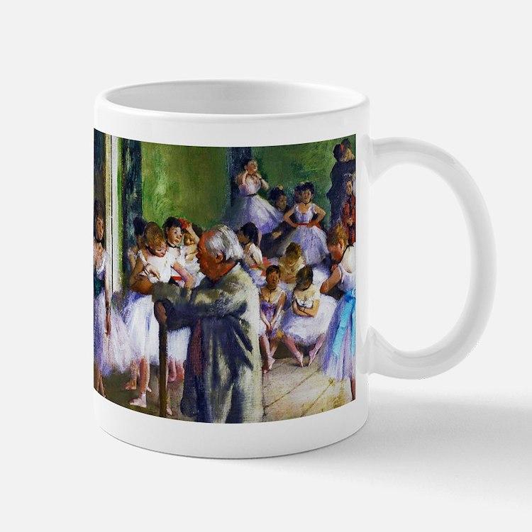 Degas - The Ballet Class Mug