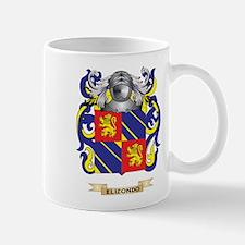 Elizondo Coat of Arms Mug