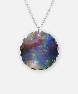 Outer Space stars Necklace