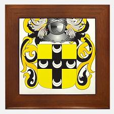 Ellis Coat of Arms Framed Tile