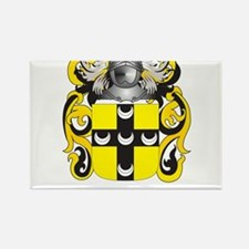 Ellis Coat of Arms Rectangle Magnet