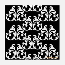 Wall Paper Tile Coaster