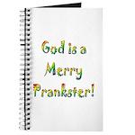 God is a Merry Prankster Journal